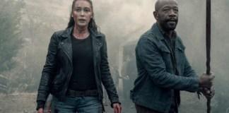 Fear The Walking Dead 5 stagione
