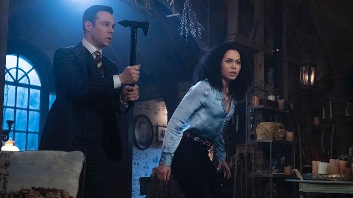 Risultati immagini per charmed 2018 1x14