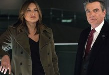 Law and Order SVU 20x18