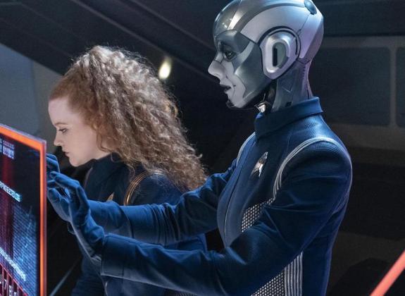 Star Trek Discovery 2x09