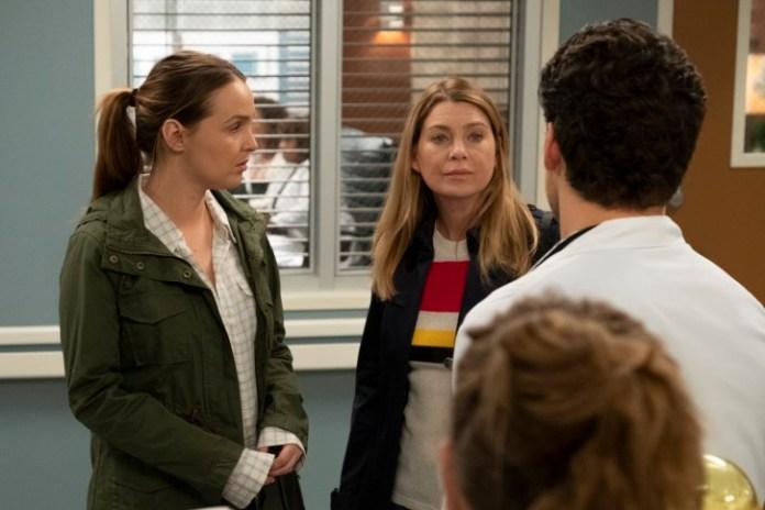 Grey's Anatomy 15x24