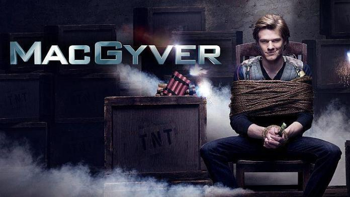 MacGyver 4 stagione