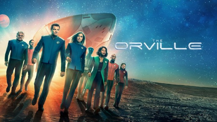 The Orville 3 stagione