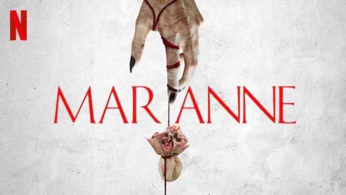 Marianne serie tv netflix