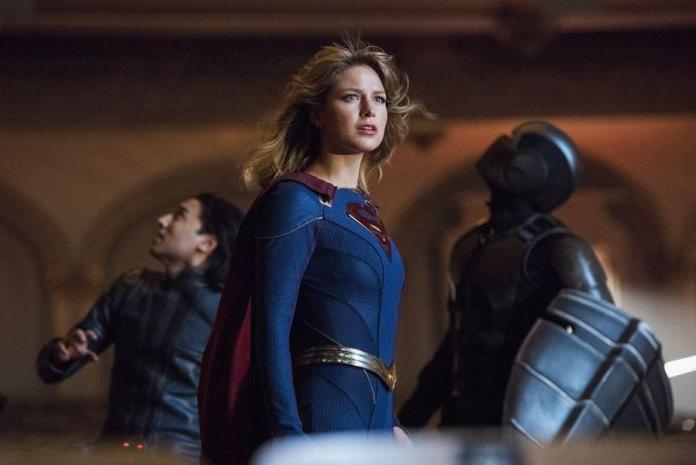 Supergirl 5x01