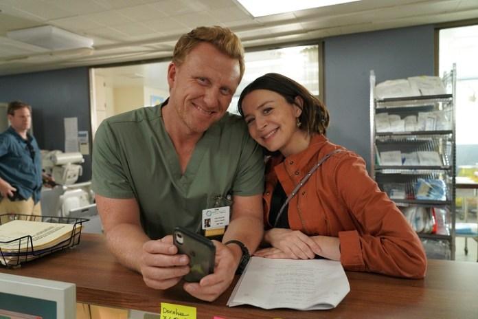 Grey's Anatomy 16x07