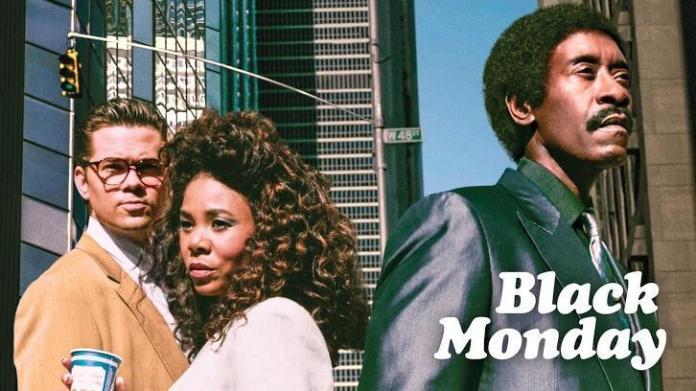 Black Monday 2 stagione
