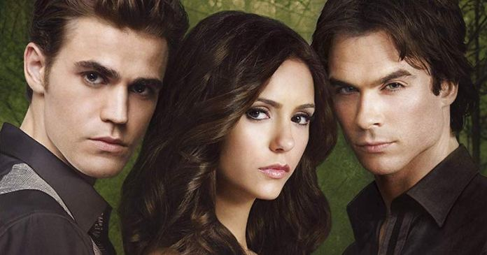 The Vampire Diaries 2 stagione
