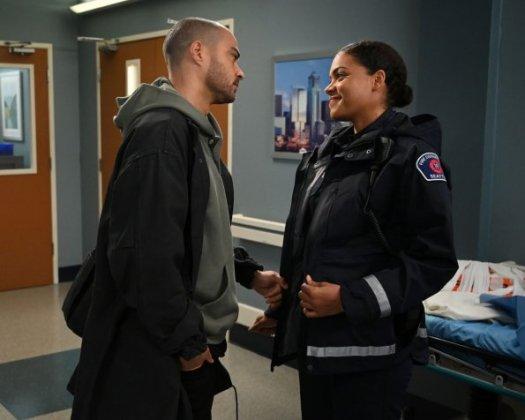 Grey's Anatomy 16x15