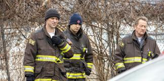 Chicago Fire 8x16