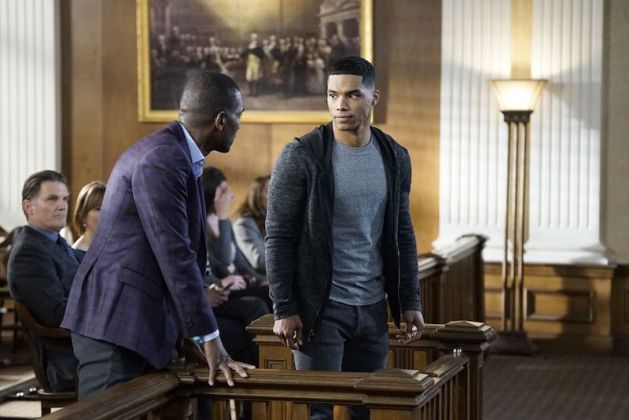 How to Get Away With Murder 6x10