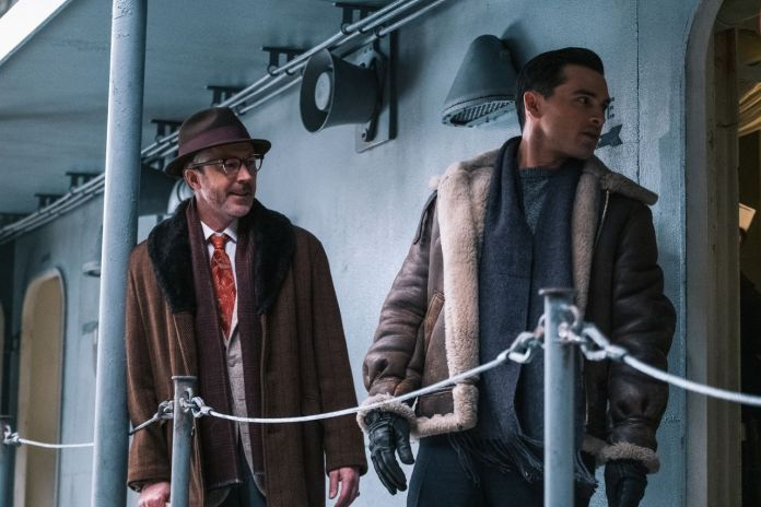 Project Blue Book 2x10