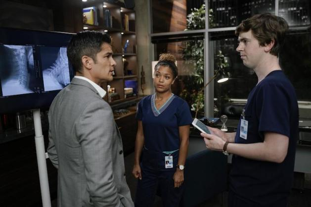 The Good Doctor 3x18