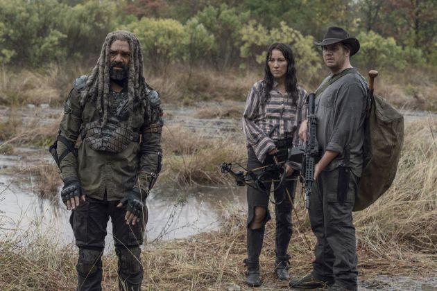 The Walking Dead 10x15 1