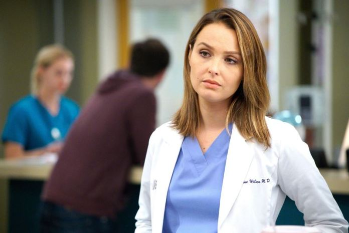 Camilla Luddington film