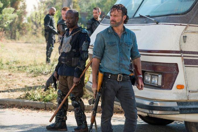 Lennie James The Walking Dead