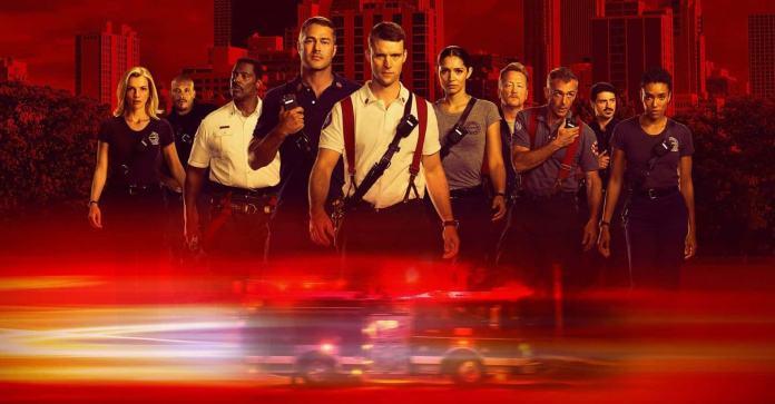 Chicago Fire serie tv 2012