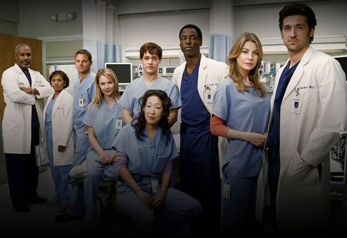 Grey's Anatomy serie tv 2015