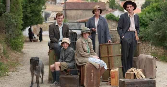 La prima stagione di I Durrell - La mia famiglia e altri animali (The Durrells)