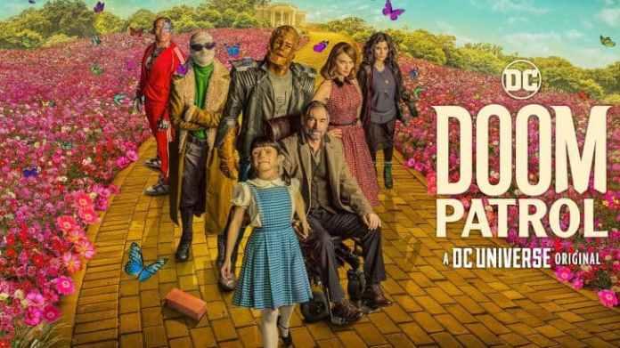 Doom Patrol 3 stagione