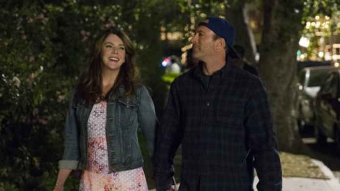 Gilmore Girls: A Year in the Lifefa