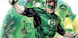 Green Lantern serie tv 2021