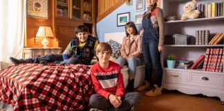 I Cavalieri di Castelcorvo serie tv 2020