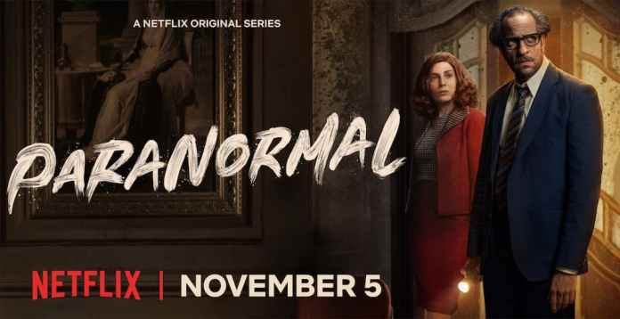 Paranormal serie tv 2020