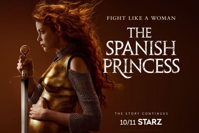 The Spanish Princess 2 recensione
