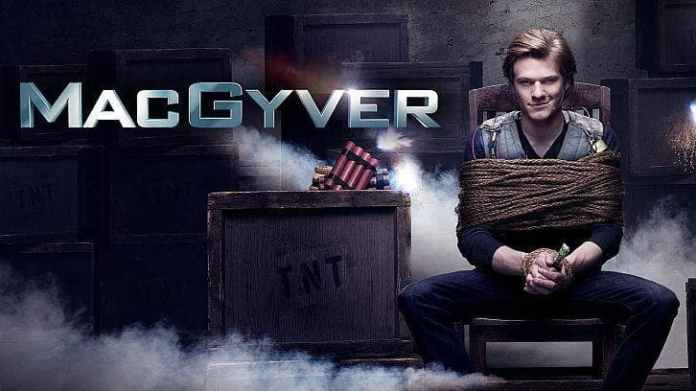 MacGyver 5 stagione
