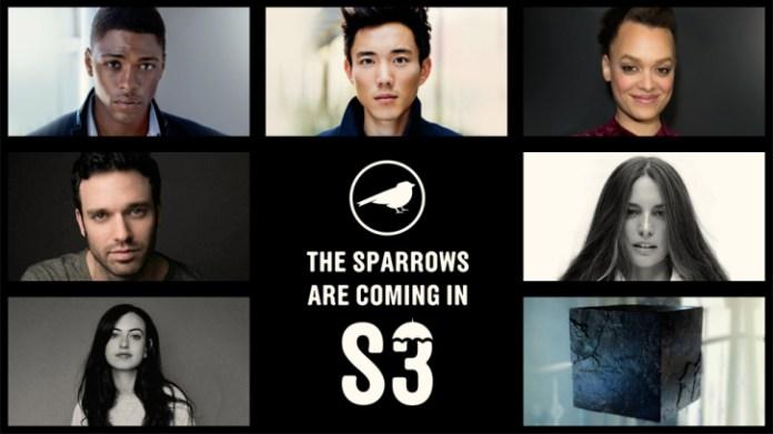 The Umbrella Academy 3 cast