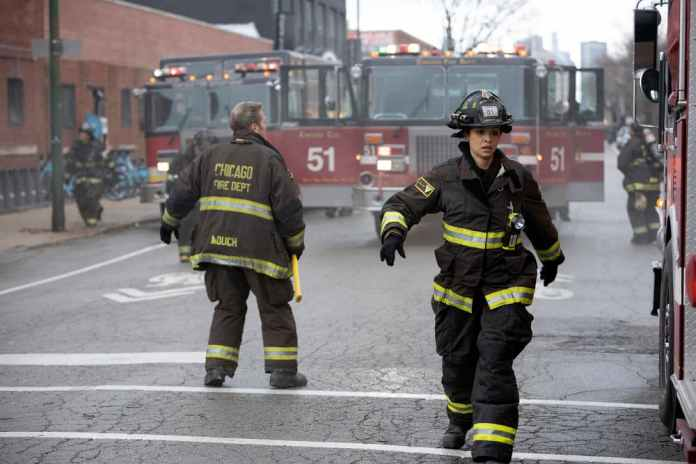 Chicago Fire 9x03