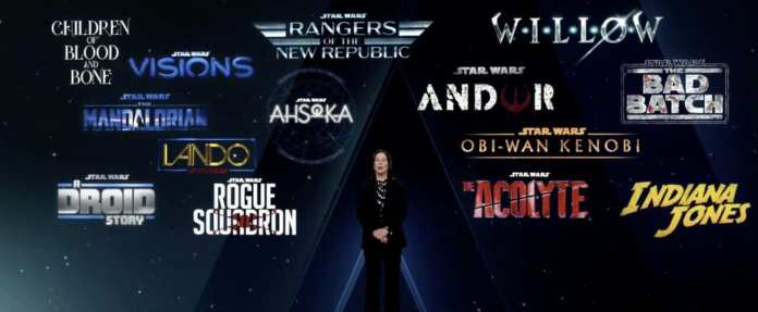 Star Wars serie tv