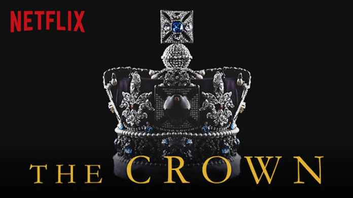 The Crown serie tv netflix