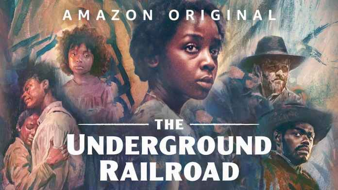 The Underground Railroad serie tv