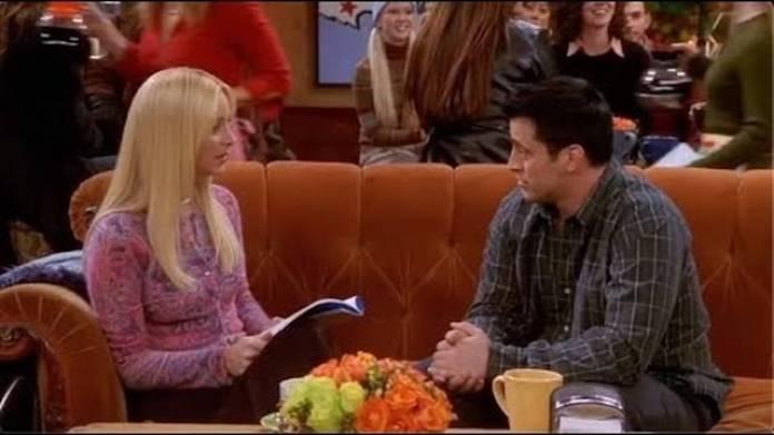 Friends: Joey, Phoebe e il francese