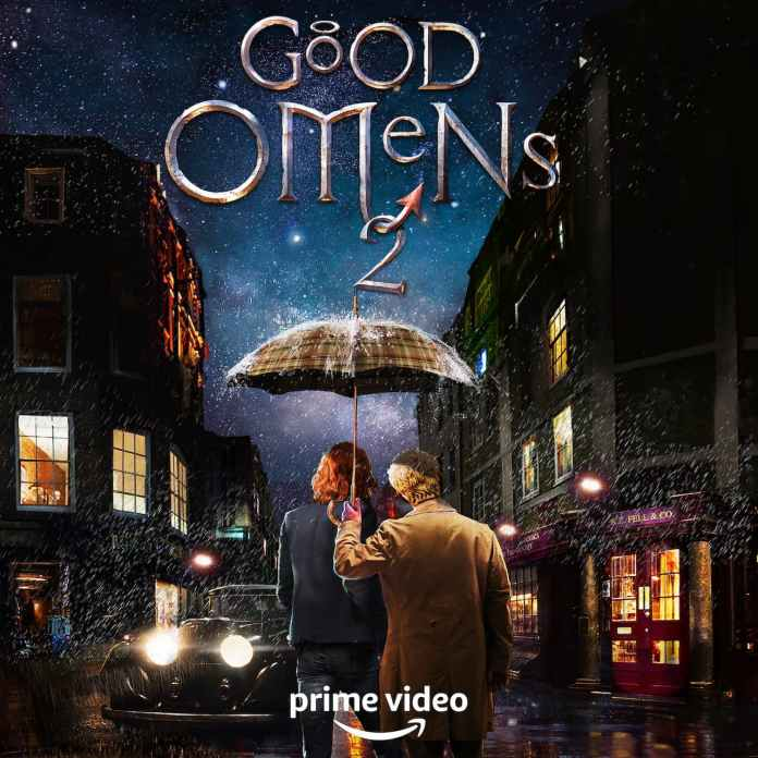 Good Omens 2 stagione