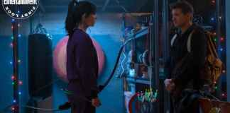 Hawkeye serie tv 2021