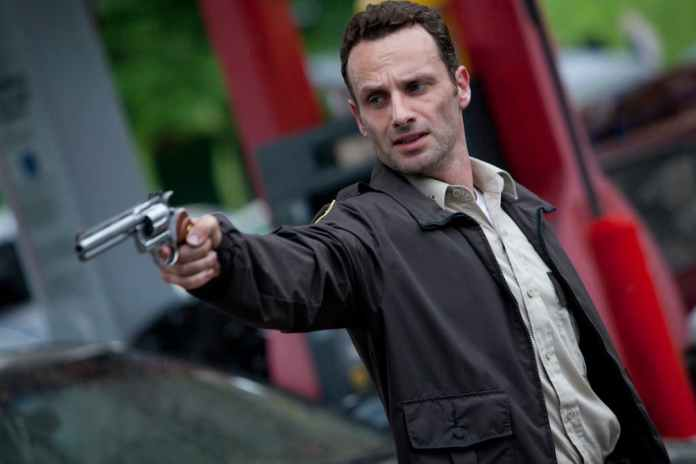 The Walking Dead Andrew Lincoln