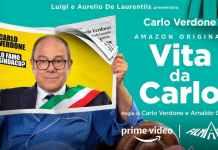 Vita da Carlo serie tv 2021