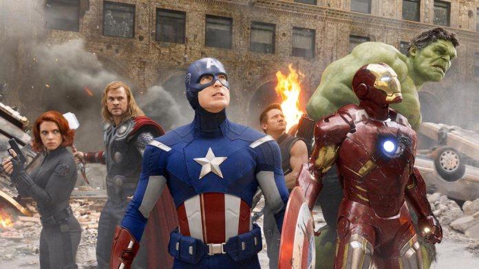 The Avengers Oscar 2019