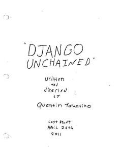 django script