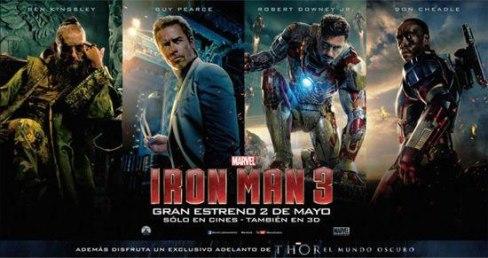 thor 2+iron man 3