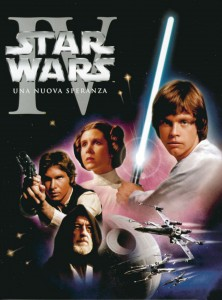Una nuova Star Wars Episodio  IV