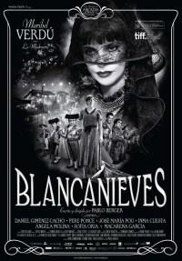 Blancanieves recensione poster