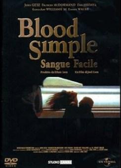 Blood Simple  Sangue Facile recensione cover