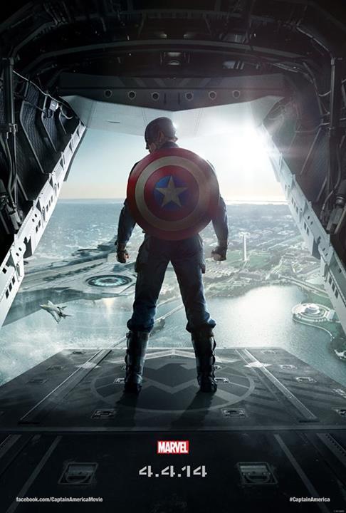 Captain America Il soldato d'inverno poster