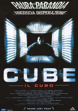 Cube - Il Cubo recensione