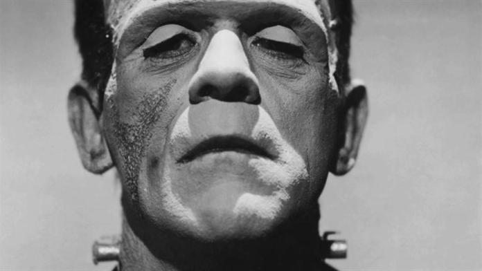 Frankenstein di james Whale