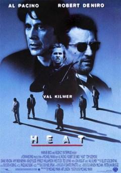 Heat – La Sfida recensione poster